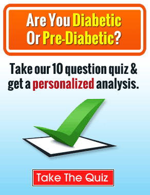 Take the 10 question diabetes quiz and get a personalized analysis