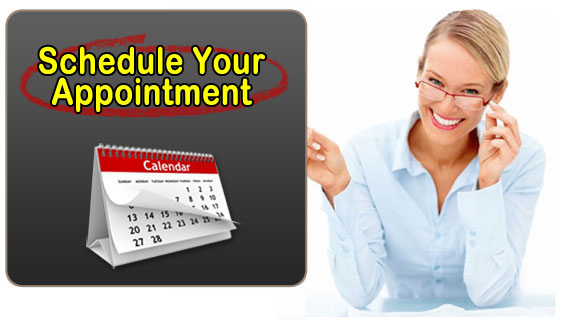 Bottom Appointment Layout